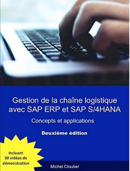 Gestion de la chaine logistique avec SAP.