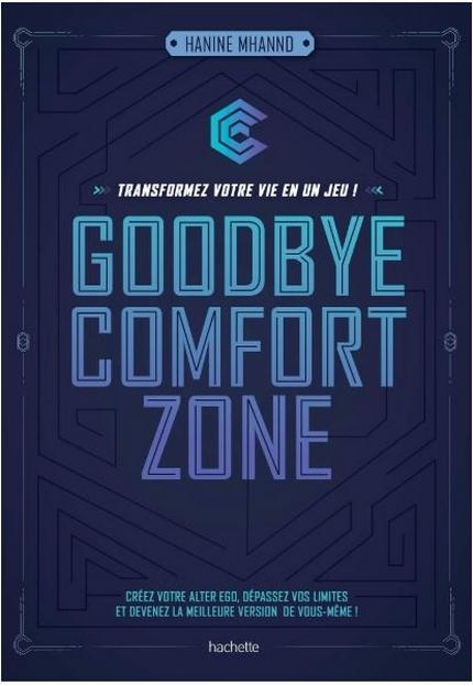 Goodbye comfort zone