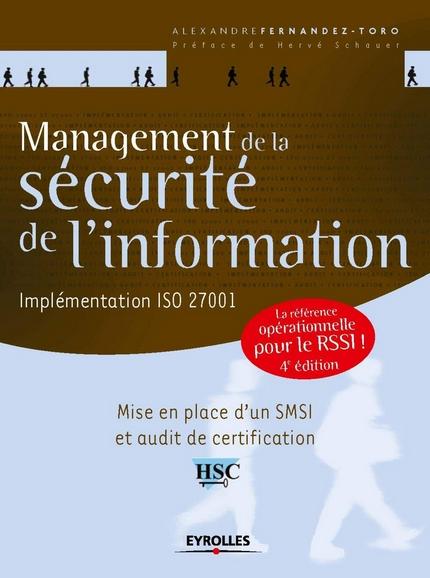 Management de la sécurité de l'information: Présentation générale de l'ISO 27001 et de ses normes associées